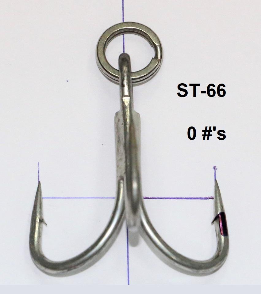 Best Treble hooks for GT's