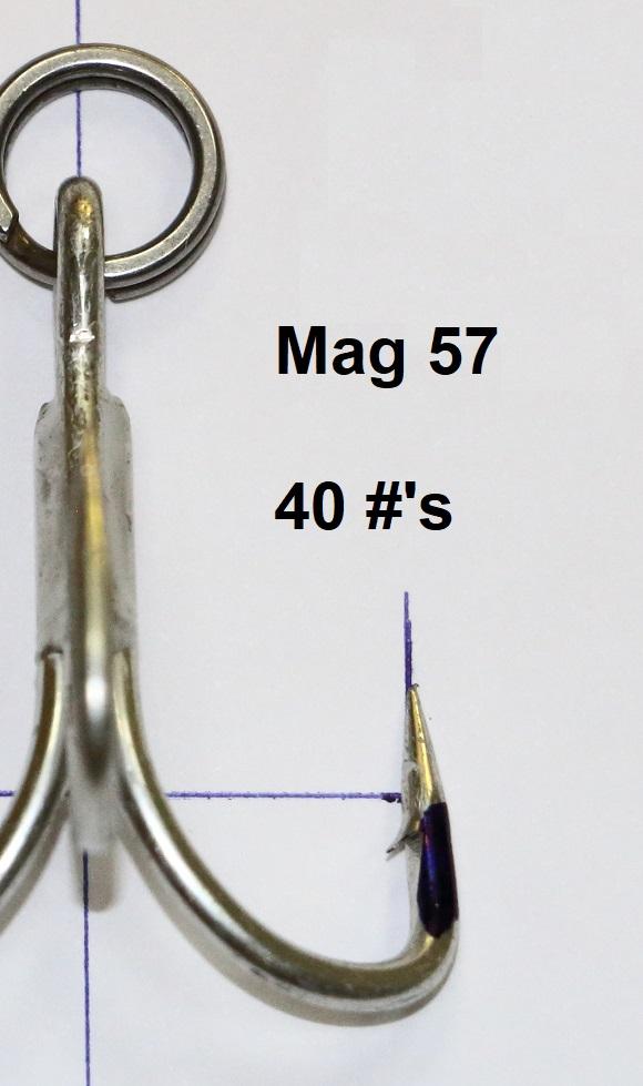 best hooks for bull reds