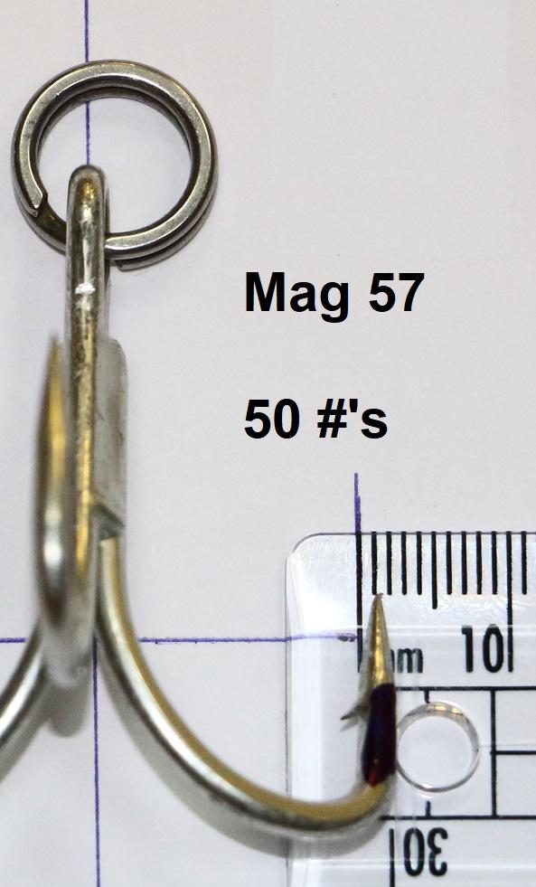 treble hooks for Tuna